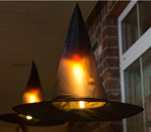 sombreros bruja